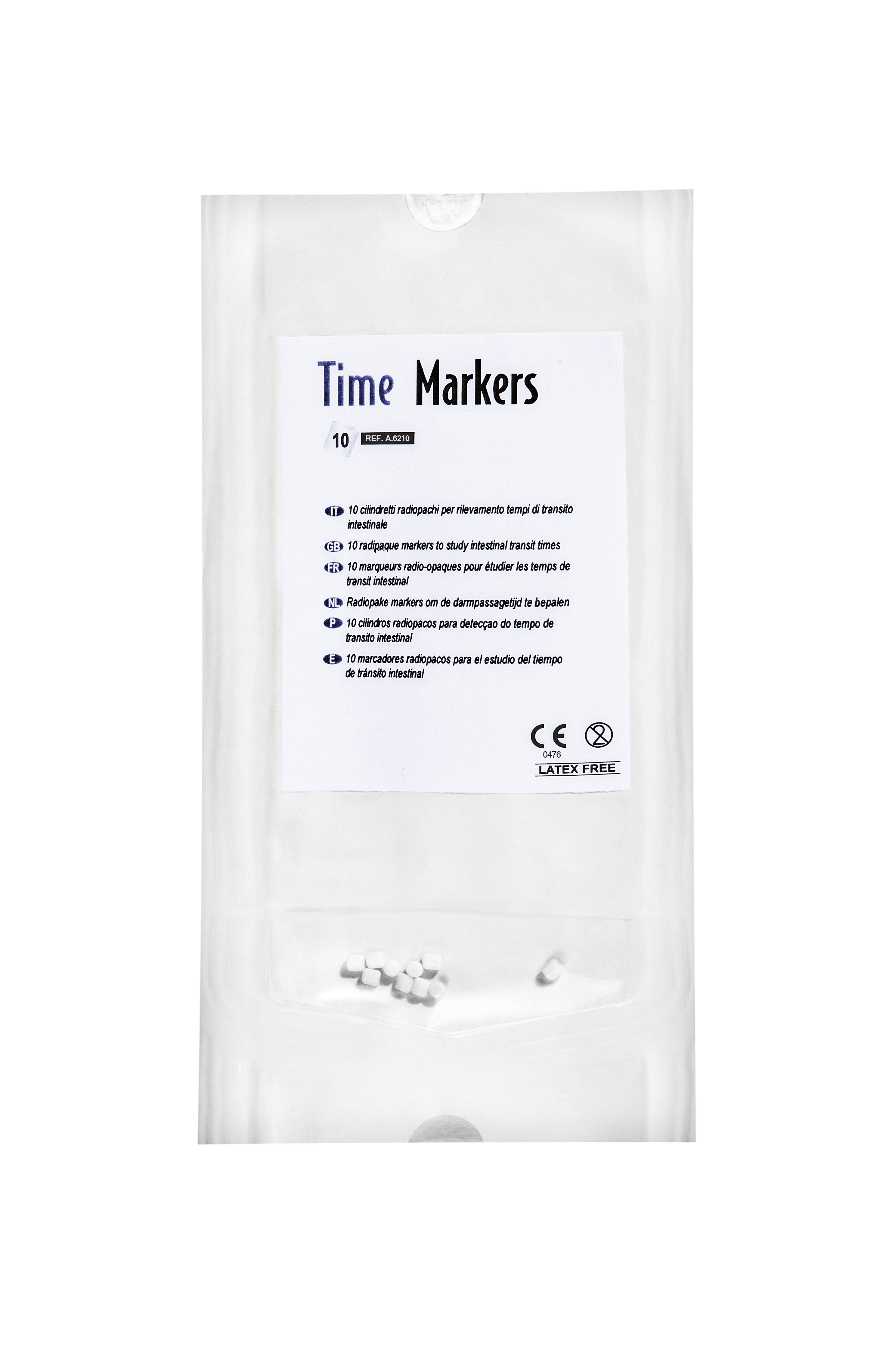 Time markers