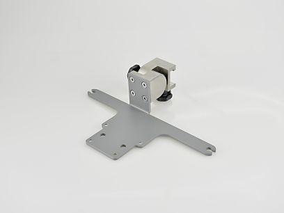 Klembevestiging voor Tourniquet Touch op horizontale rail