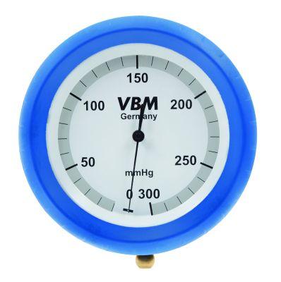 Manometer 300 mmHg voor drukzak