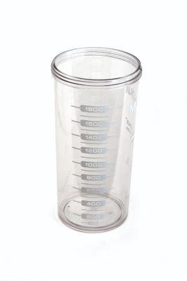 2 liter zuigpot autoclaveerbaar voor monokit