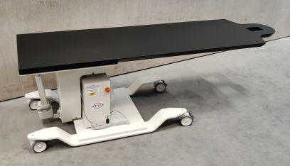 Medstone 2 PM imaging tafel, met Longitudinaal