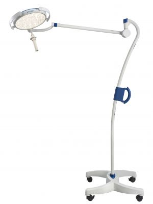 Mach LED 150FP, Operatielamp 4-voets SWING statief