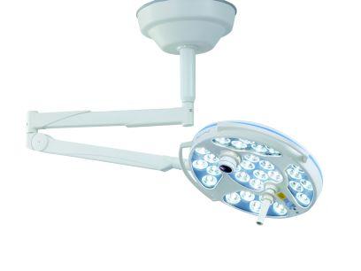 Mach LED 3 Smart, Operatielamp met centrale veerarm tot plafondhoogte 2,80 mtr